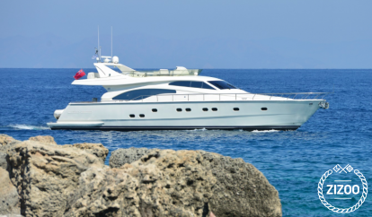 Motorboot Ferretti 68 (2000)