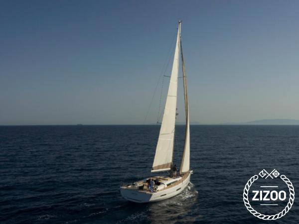 Barca a vela Dufour 560 Grand Large - 2014 (raddobbo 2021)-1
