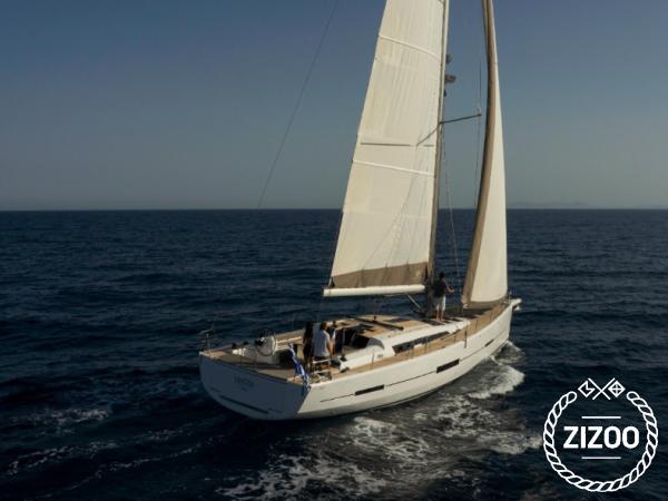 Barca a vela Dufour 560 Grand Large - 2014 (raddobbo 2021)-0