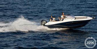 Motor boat Jeanneau Cap Camarat 7,5 WA 2017