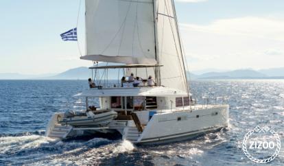 Catamaran Lagoon 560 (2014)