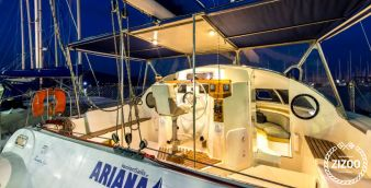 Catamaran Fountaine Pajot 39 1997
