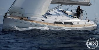 Sailboat Hanse 400 2007
