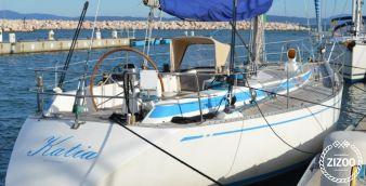 Sailboat Swan 39 1981