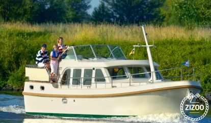 motorboat Linssen Grand Sturdy 33.9 AC (2011)