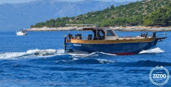 Speedboat Leut Leut 1950