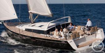 Segelboot Sense 55 2014