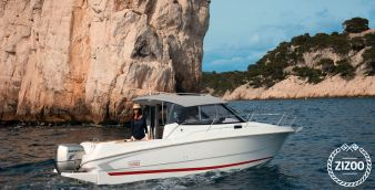 Speedboat Beneteau 10 Aug 2016