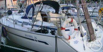 Sailboat Bavaria Cruiser 36 2006