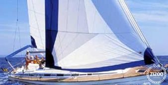 Sailboat Bavaria 44 2002
