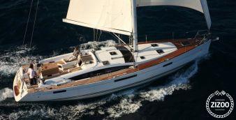 Sailboat Jeanneau 53 2014