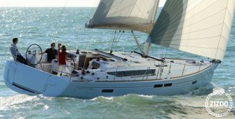 Barca a vela Jeanneau 469 2014