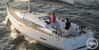 Segelboot Jeanneau 409 2013