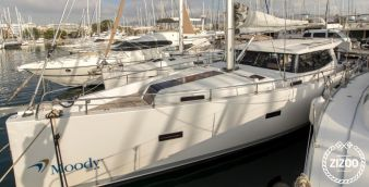 Sailboat Moody 45 DS 2009