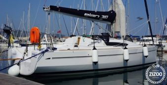 Segelboot Elan Performance 310 2012