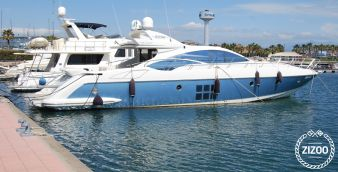 Barca a motore Azimut 68 2008