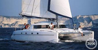 Catamarano Belize 43 2006