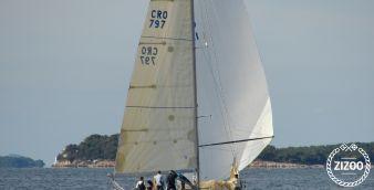 Segelboot Grand Soleil 40 R 2003