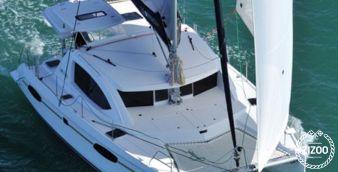 Catamaran Leopard 38 2010