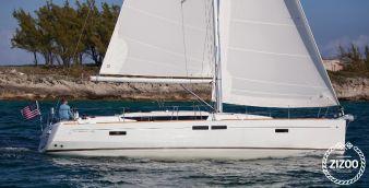 Sailboat Jeanneau Sun Odyssey 479 2016