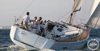 Sailboat Jeanneau Sun Odyssey 409 2013