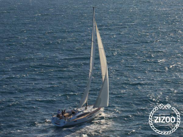 Barca a vela Jeanneau 53 (2013)-4