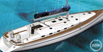 Sailboat Harmony 52 2014