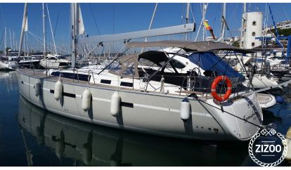Sailboat Bavaria 56 (2015)