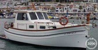 Motor boat Menorquin 100 2014