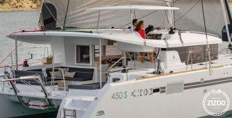 Catamaran Lagoon 450 S 2016