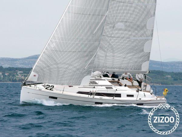 Bavaria Cruiser Cruiser 2017 Sailboat