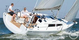Barca a vela Hanse 315 (2018)