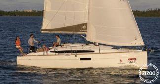 Segelboot Jeanneau Sun Odyssey 349 2018