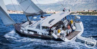 Segelboot Beneteau Oceanis 58 2012