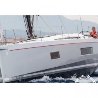 Sailboat Beneteau Oceanis 51.1 (2018)