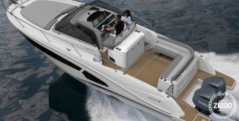 Motorboot Cap Camarat 10 2017