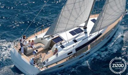 Sailboat Bavaria Cruiser 46 (2018)