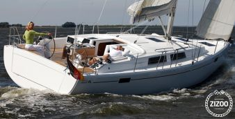 Barca a vela Hanse 385 2017