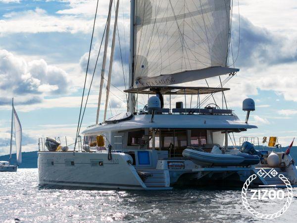 Lagoon 620 2013 Catamaran