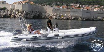 Motor boat BSC 70 2001