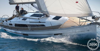 Sailboat Bavaria Cruiser 37 2017