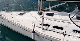 Sailboat Elan 37 2007