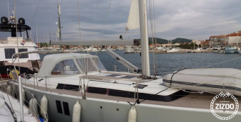 Segelboot Hanse 495 2011