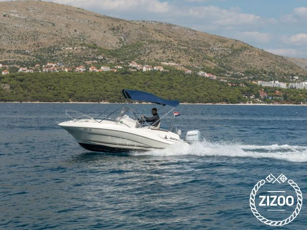 Quicksilver Commander 555 2009 Motor boat