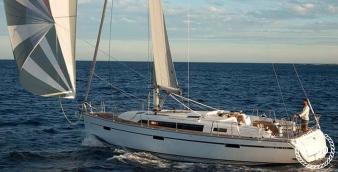 Sailboat Bavaria Cruiser 41 2017