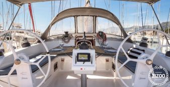Sailboat Elan 494 2013