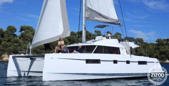 Catamaran Nautitech 46 Open Fly (2017)