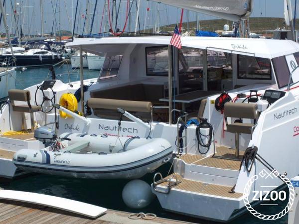 Nautitech Open 40 2015 Catamaran