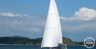 Sailboat Jeanneau 57 2011