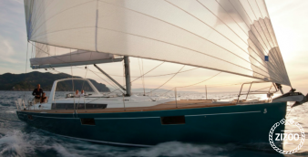 Sailboat Beneteau Oceanis 48 2015